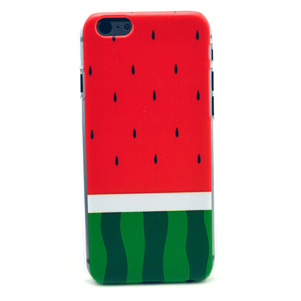 Backcover für iphone 6 – wassermelone