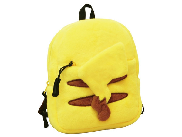 Pokemon - Pikachu backpack alltid billig frakt