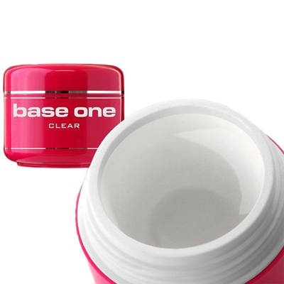 Base one – builder – clear – 15 gram – silcare