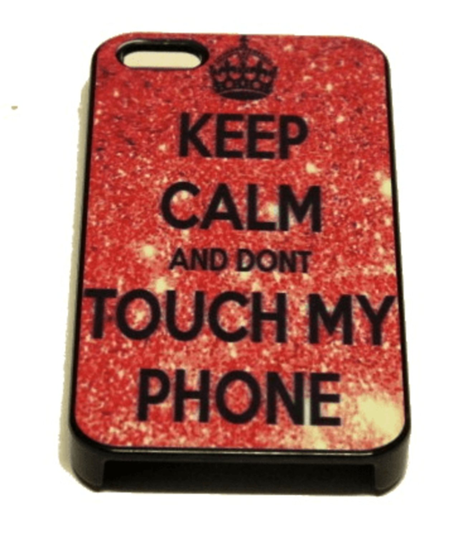 Mobilskal – don´t touch my phone