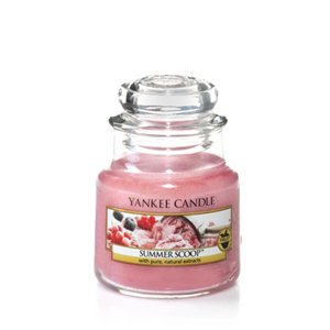 Yankee candle summer scoop small jar 104g