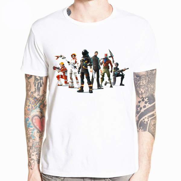 Fortnite T-Shirt - Season 3 alltid billig frakt
