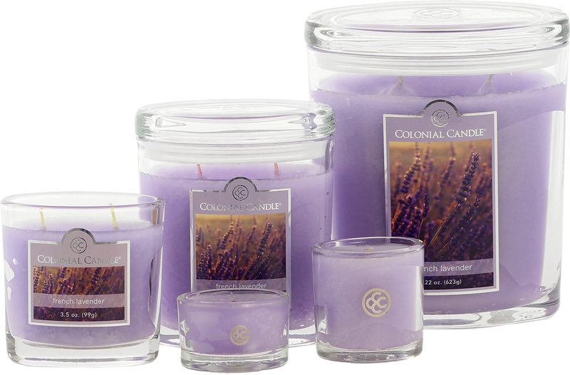 Unbranded Colonial candle - french lavender