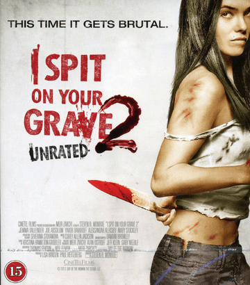 I spit on your grave 2 -bluray