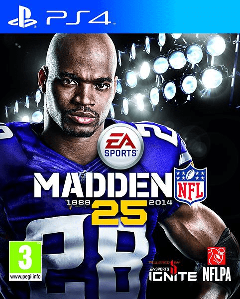 Madden nfl 25 -ps4