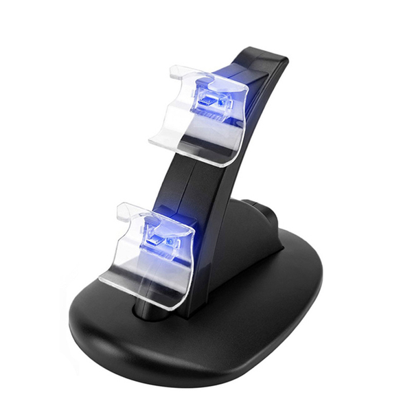 Dual charging dock usb controller charger stand station for xbox
