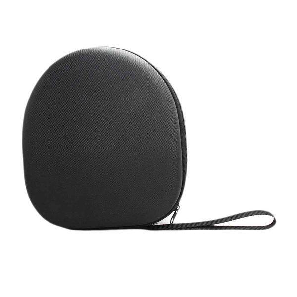 Headphone carrying case headset earpads storage bag