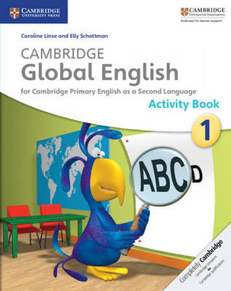 Cambridge global english stage 1 activity book by caroline l