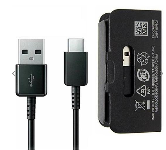 10 pack 1m laddare till type c usb c fast charge