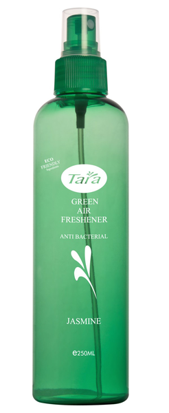 Tara green eco friendly air freshener room mist 250ml – jasmine