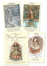 The faerie guidance oracle set