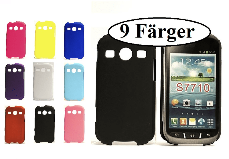 Hardcase skal samsung galaxy xcover 2 (s7710)