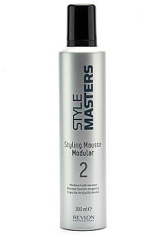 Style masters modular styling mousse 2 300ml