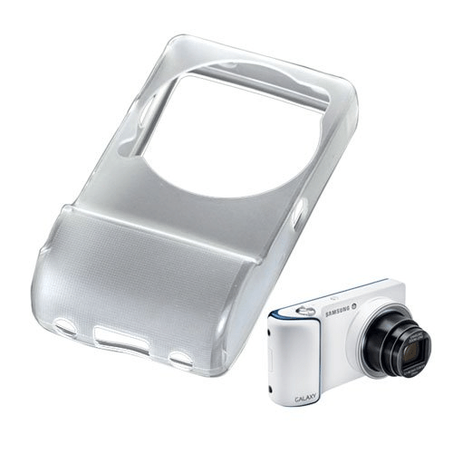 Soft shell (transparent) samsung galaxy camera skal