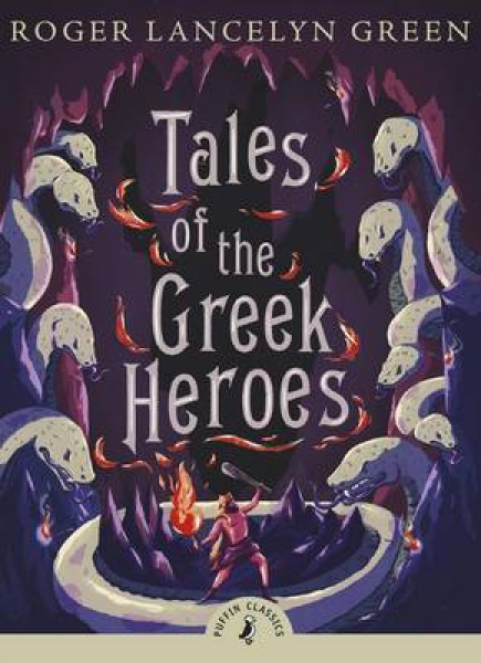 Tales of the greek heroes by roger green