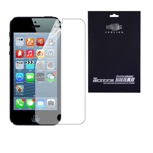 Frostat displayskydd for iphone 5 / 5s