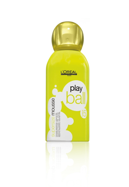 L'oréal playball supersize mousse