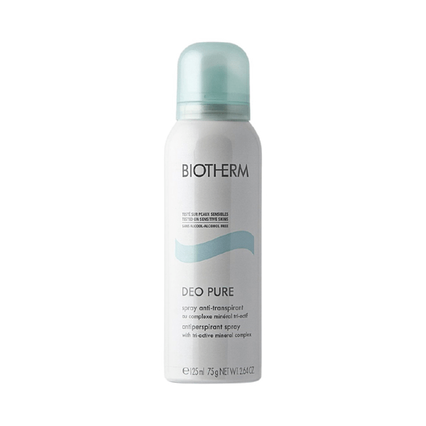 Biotherm deo pure antiperspirant spray 125ml