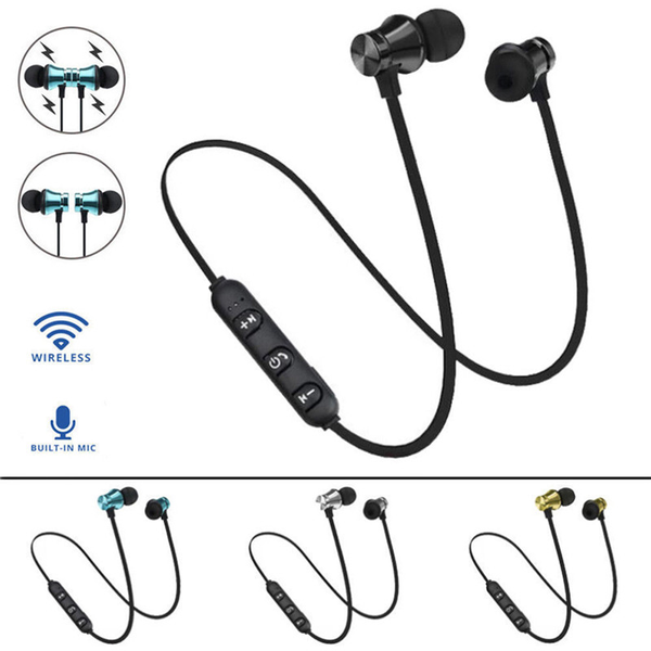In-ear earbuds headphone bluetooth 4.2 stereo earphone headset w