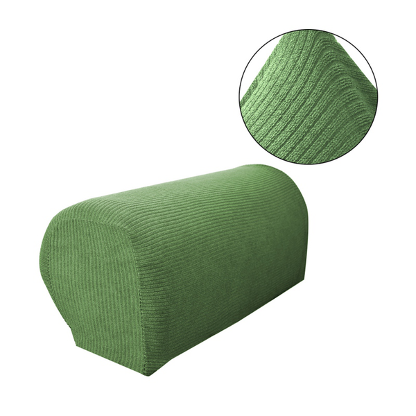 Knitted jacquard armrests thickening sofa cover sofa