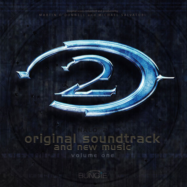 Halo 2 vol.1 soundtrack musik