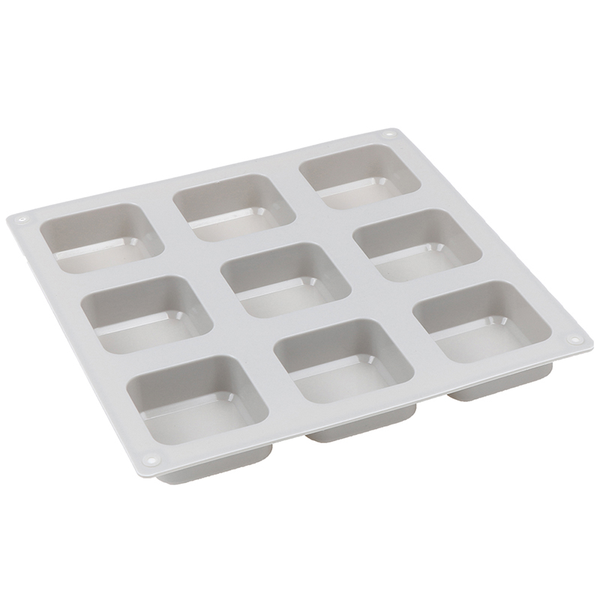 9 cavity square silicone soap molds soap craft diy soap making c