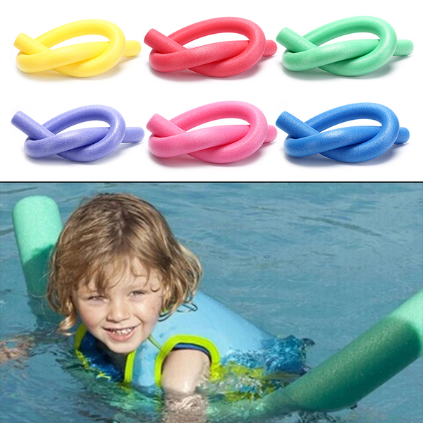 Hollow swimming swim pool noodle water float aid float for child