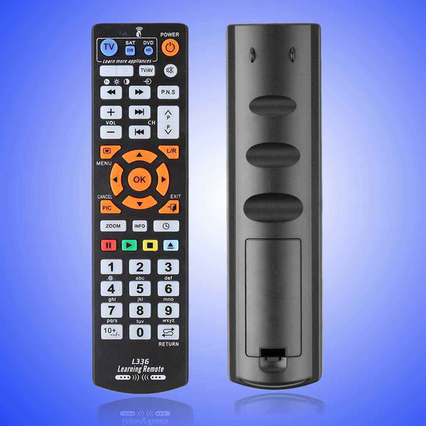 Learning remote control tv learning remote control for sat