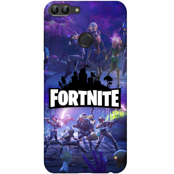 Huawei p smart (2018) matt mobilskal fortnite