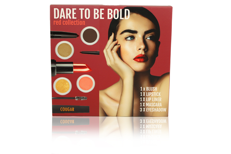 Dare to be bold gift set