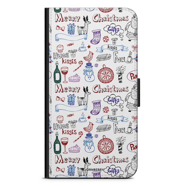 Bjornberry fodral samsung galaxy note 3 – merry christmas