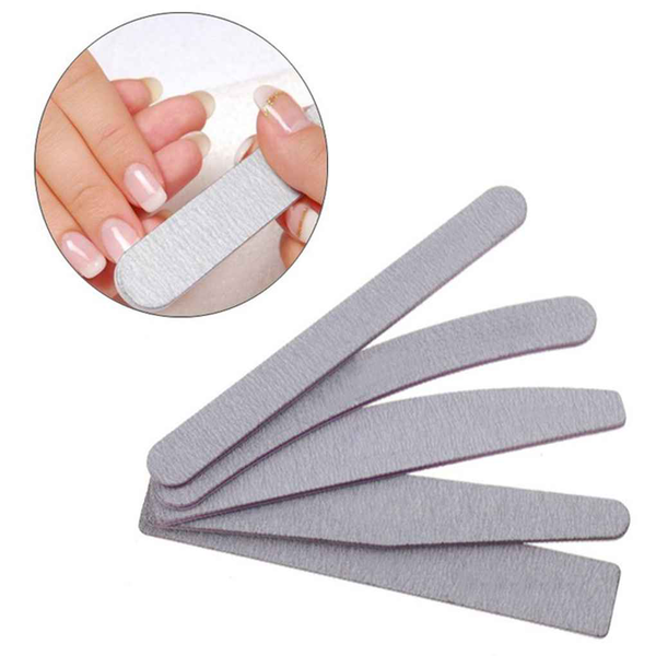 Sanding nail file suit polished nail set manicure nail art tools