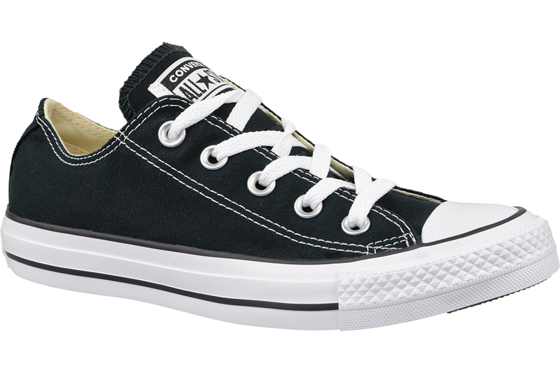 Converse C. Taylor All Star OX svart M9166C