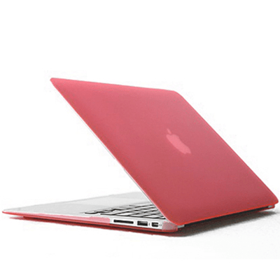 Skal macbook air – blank rosa 13.3-tum