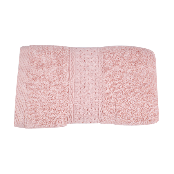 Soft cotton solid color thickened towel for home dorm hotel