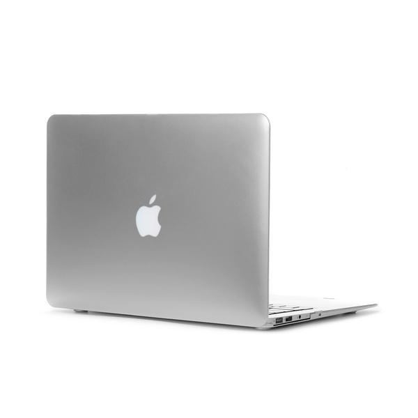 "Snap-on skydd till macbook air 13"" silver"