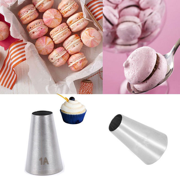 Icing piping nozzles baking mold ice cream tool cake decorating