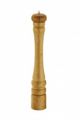 17 inch natural pepper mill