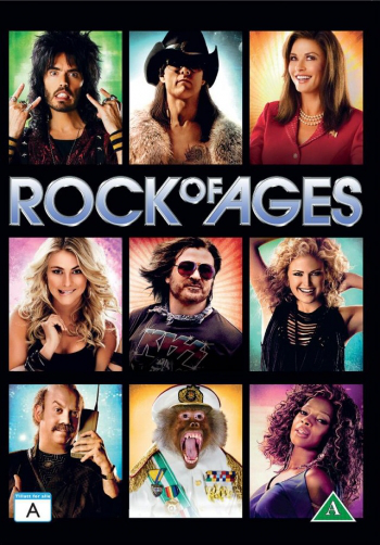 Rock of ages – dvd