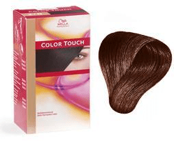 Wella color touch 5/37 light golden