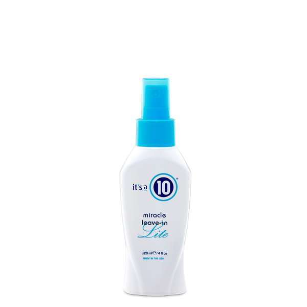 It's a 10 miracle leave-in lite 120ml
