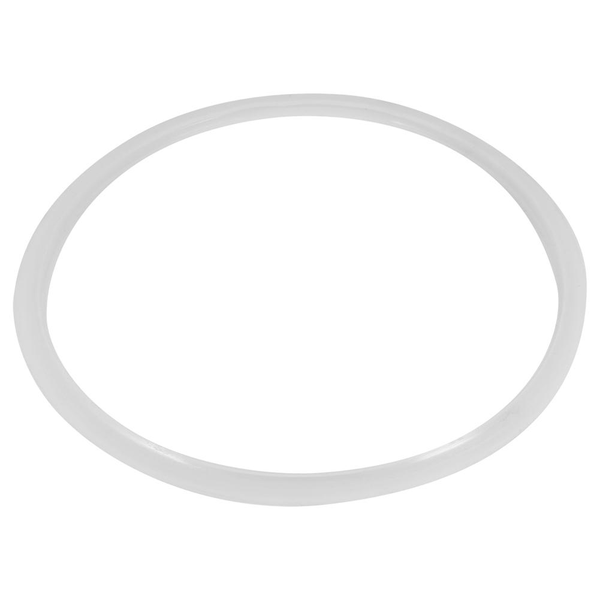 Replacement clear silicone gasket sealing ring for home pres
