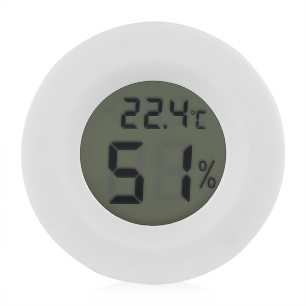 digital lcd temperature humidity meter thermometer hygrom