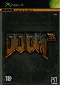 Doom 3 – limited collector's edition – xbox