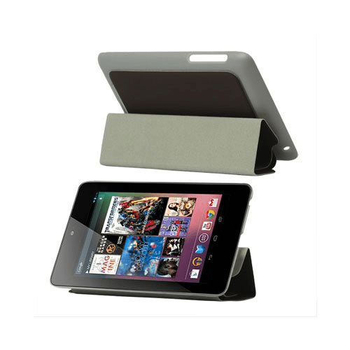 Techno (brun) google nexus 7 fodral