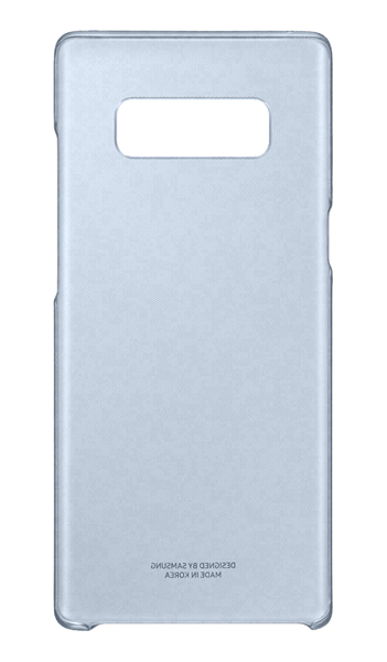 Qn950cne clear cover for samsung note 8 deep blue
