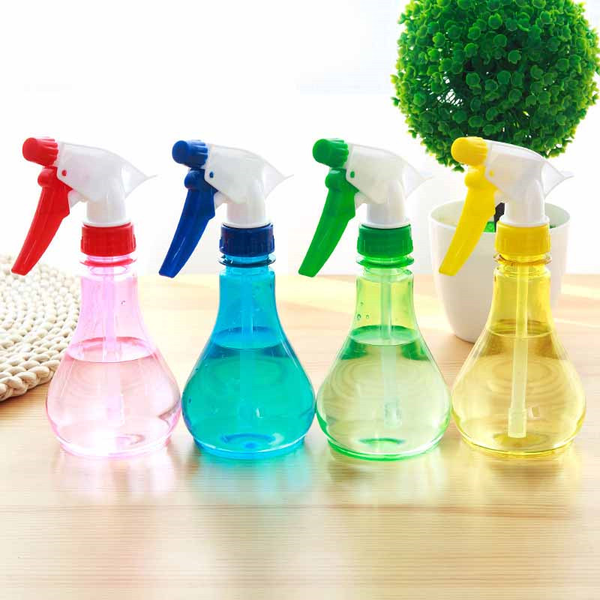 6colors plant flower watering pot spray bottle garden hairdressi