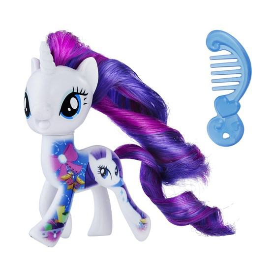 MY LITTLE PONY, ALL ABOUT RARITY (E1631)
