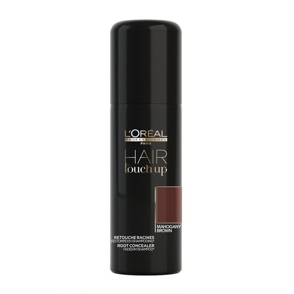 Loreal hair touch up spray mahogany brown 75ml