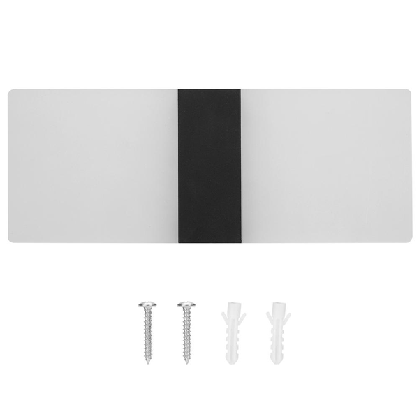 Led acrylic indoor room wall mounted sconce light bed night